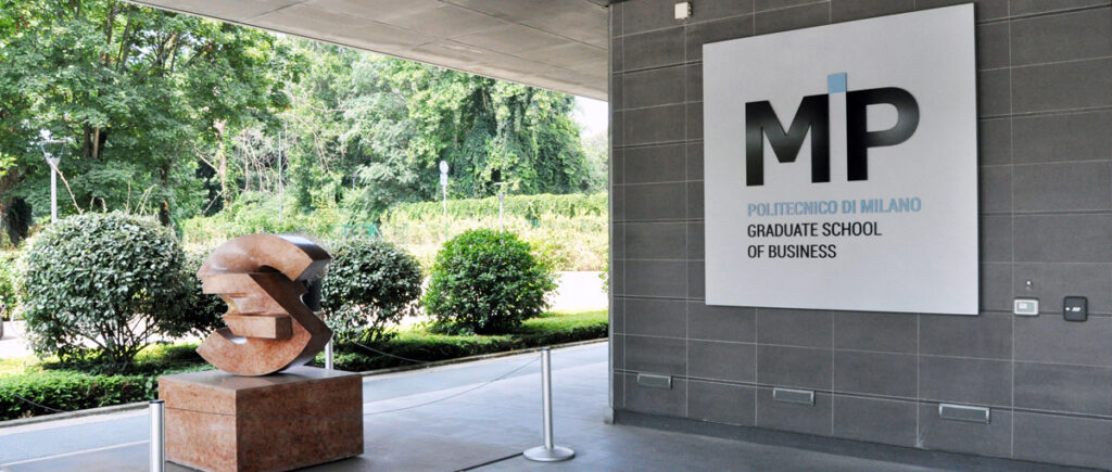 MIP Business School Politecnico di Milano